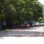 Kapija, Porta, Protest, Ada e Bunes, Ada Bojana, Policia, Policija