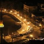 Xhamia e detareve, Dzamija pomoraca, Panorama