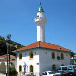 Xhamia e Lamit, Dzamija
