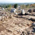 Kalaja Shasit, Stari grad Sas