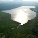Liqeni Shasit, Sasko jezero