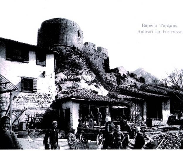 Tivari i vjeter, Stari Bar
