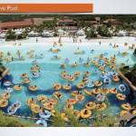 Akva park, Wave pool