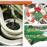 Akva park, bodyslide