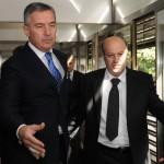 Rafet Husovic, Milo Djukanovic