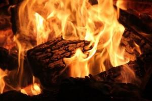vatra, zjarri