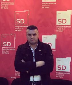 Arsim Cuca, Socialdemokratet, SD