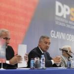 DPS, Demokratska partija socijalista, PDS