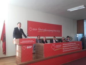 SDP Ulcinj, Ranko Krivokapic
