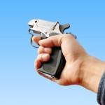 Qitje nga pistoleta, Senlucenje