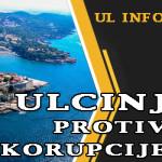 Banner, Projekat, Ulcinj protiv korupcije