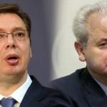 A.Vucic, Slobodan Milosevic