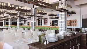 Bellevue restorant