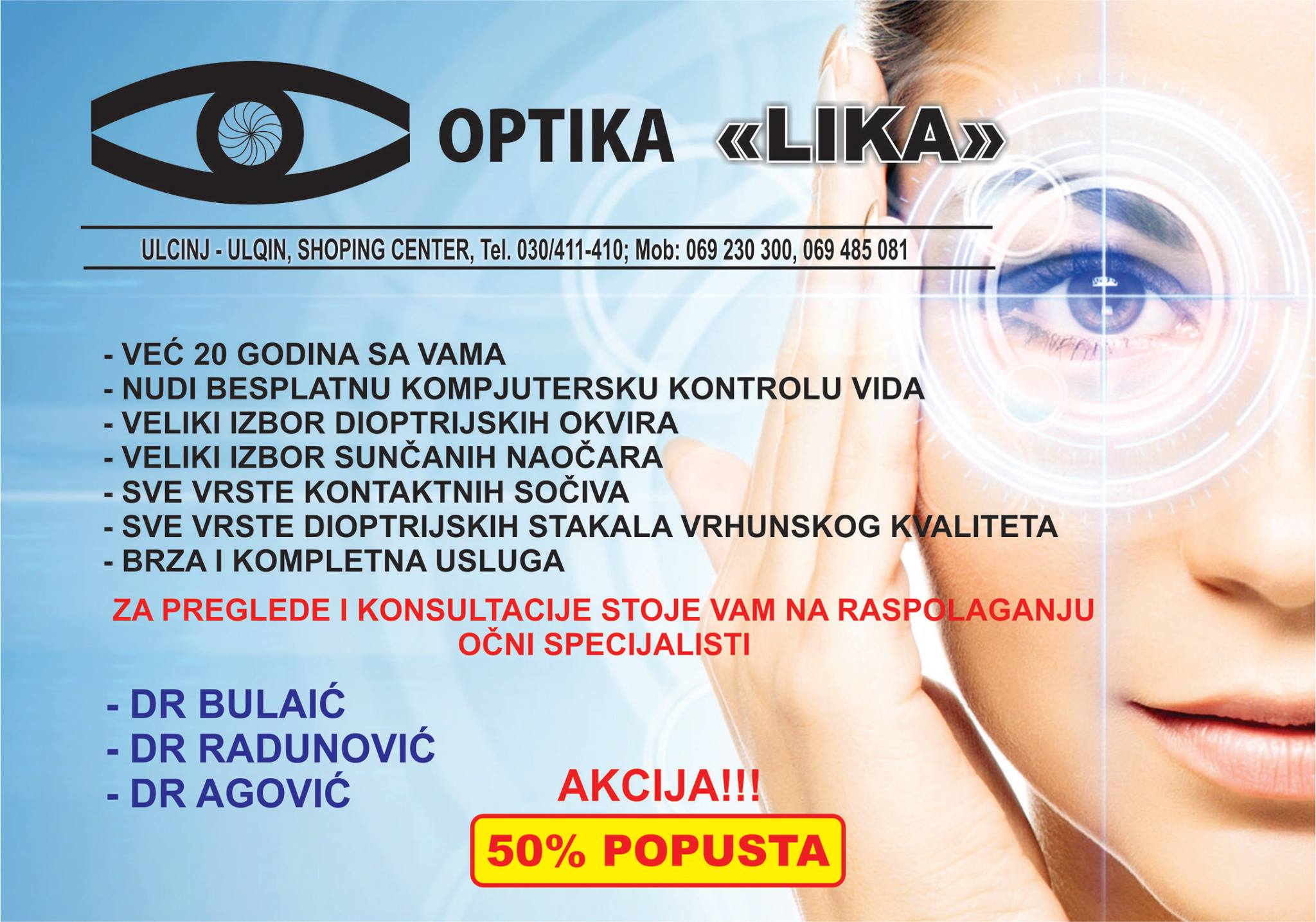 Optika Lika