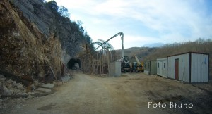 Tuneli, Rruga, Put