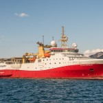 Polar Emress, nafta 1