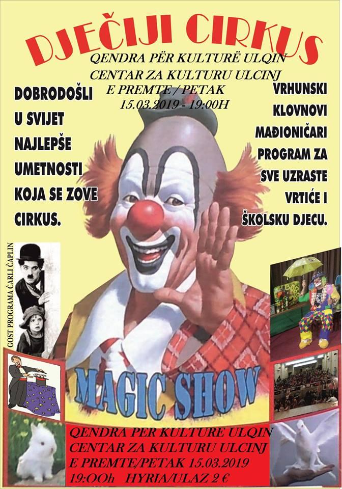 Djeciji cirkus