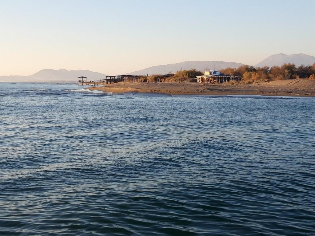 Istočni dio Velike plaže