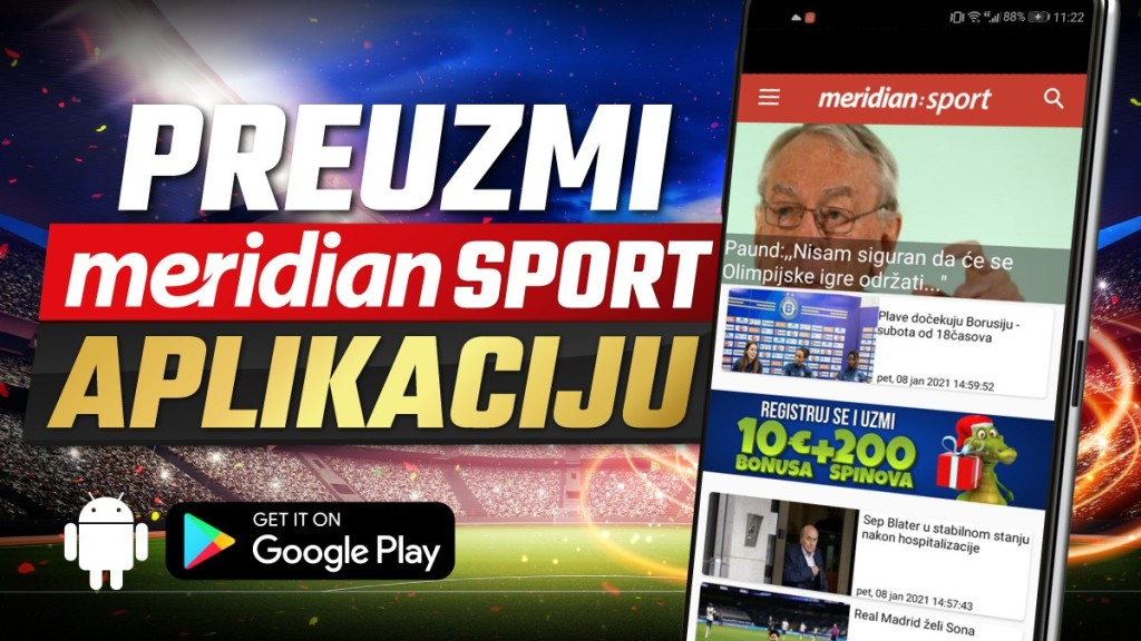 sport portal aplikacija